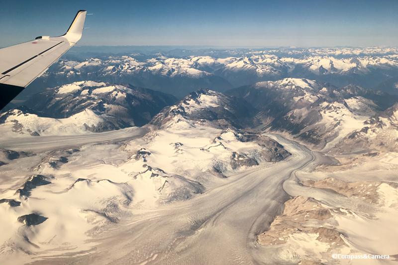 Above British Columbia
