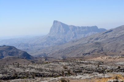 Jebel Misht, near the Saiq Plateau