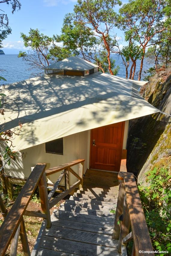 Tent Cabin 65