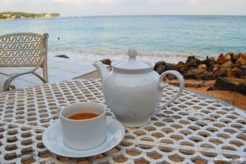Tea in Mirissa