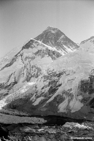 Chomolungma : Mount Everest : Sagarmatha