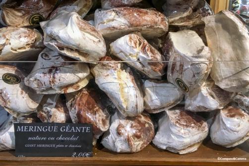 Meringue Géante