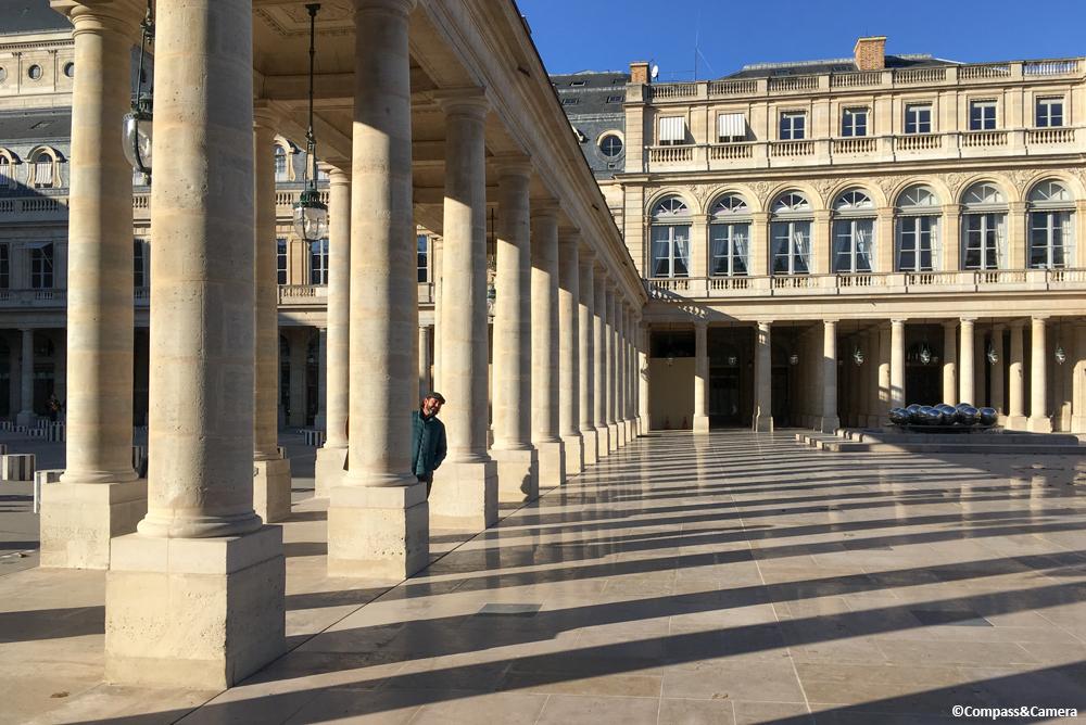Galerie de la Cour d'Honneur