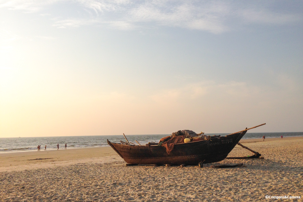 Benaulim Beach, Goa
