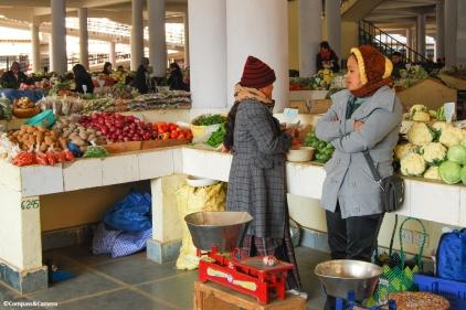 Thimphu's Centenary Farmer's Market