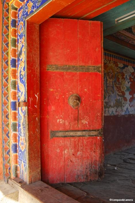 Gangtey Goemba, Bhutan