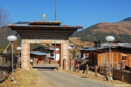 Phobjikha Valley, Bhutan