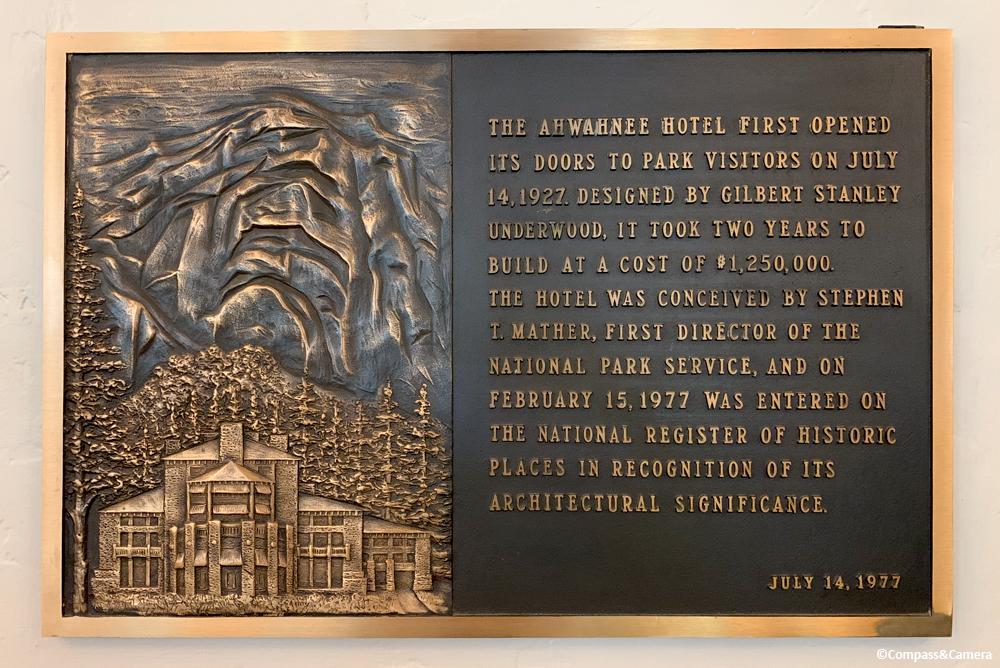 Ahwahnee Hotel History