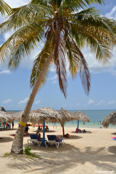 Playa Ancón, Cuba