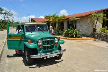 Transport to Gran Piedra