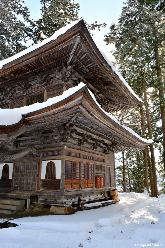 Yuzawa Shrine ~ Nozawa, Japan