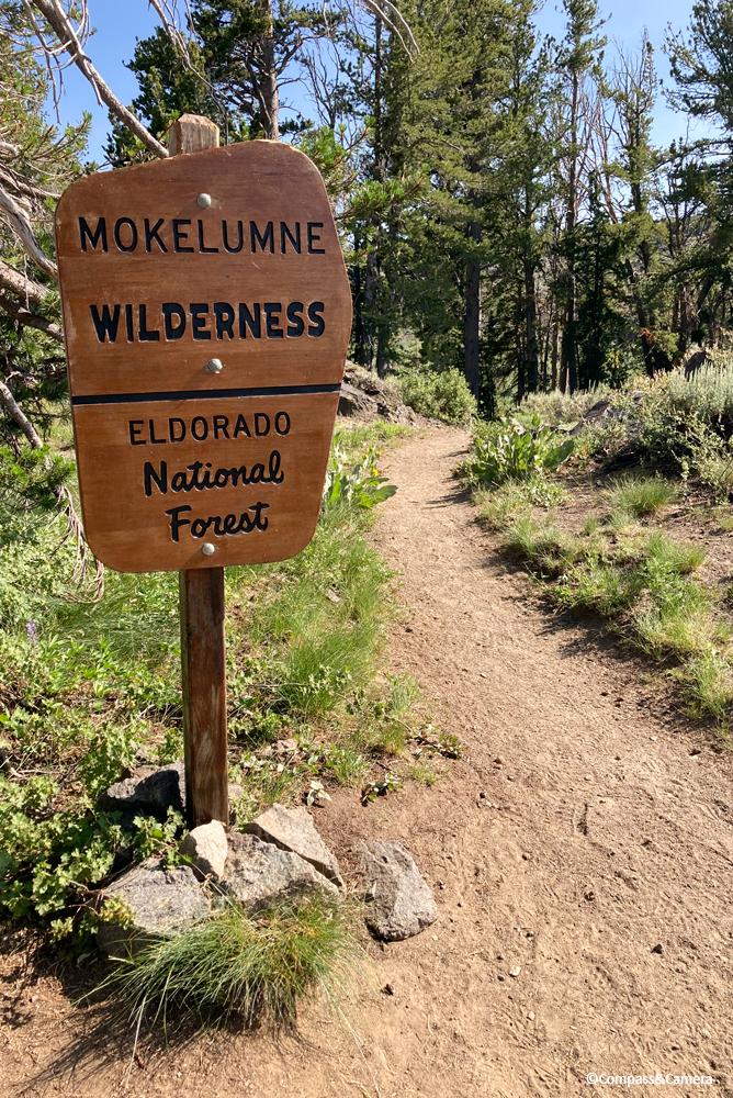 Round Top Lake Trail