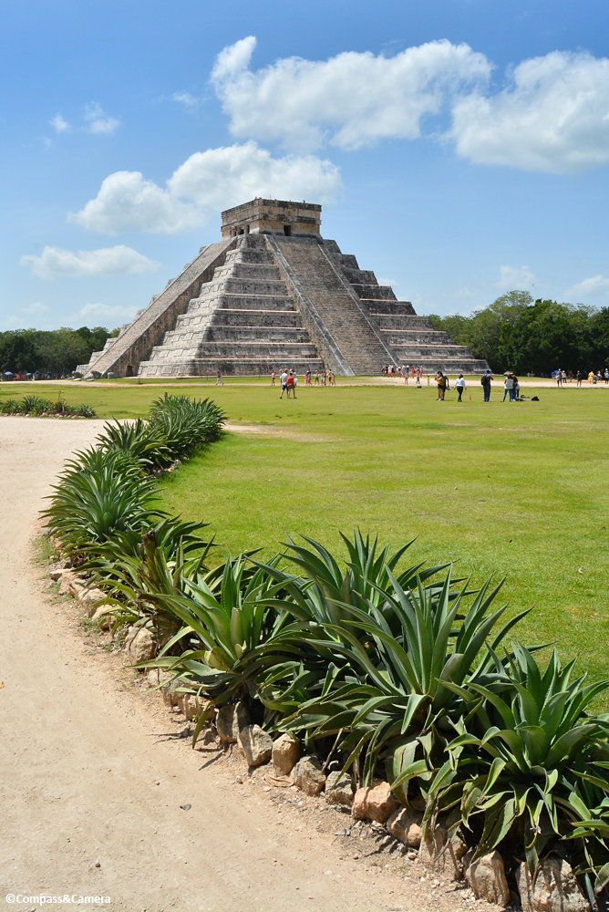 Kukulcan Temple at Chichen Itza