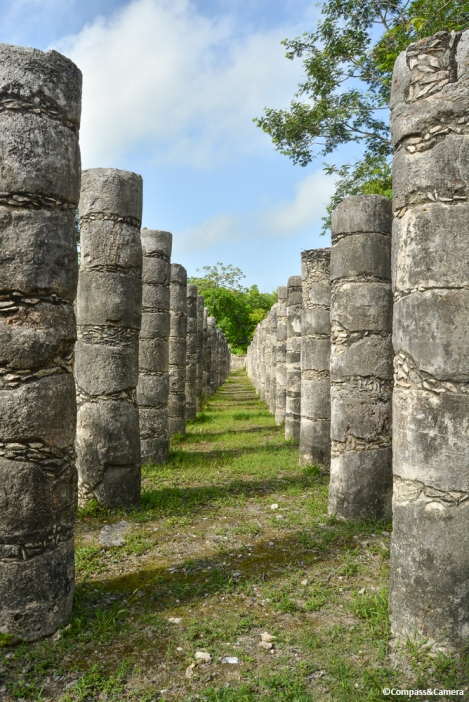 Group of the Thousand Columns