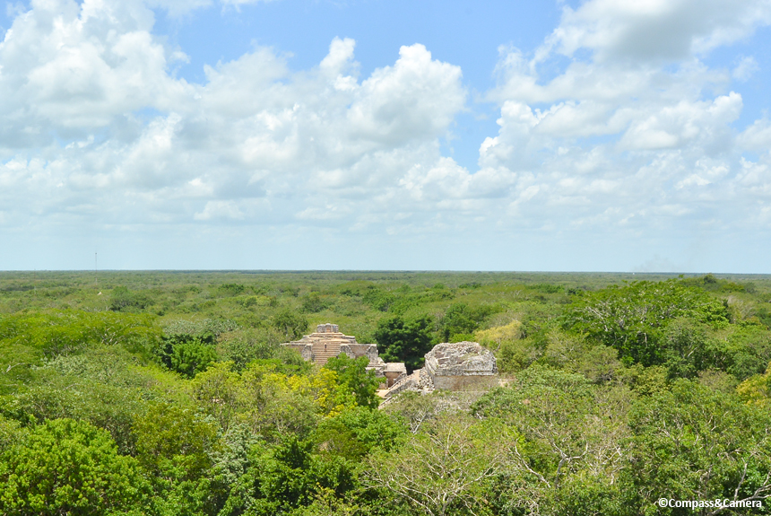Ek Balam stands tall on the Yucatán Peninsula