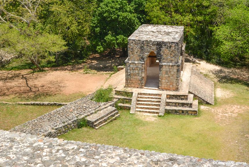 Ek Balam Entry Arch