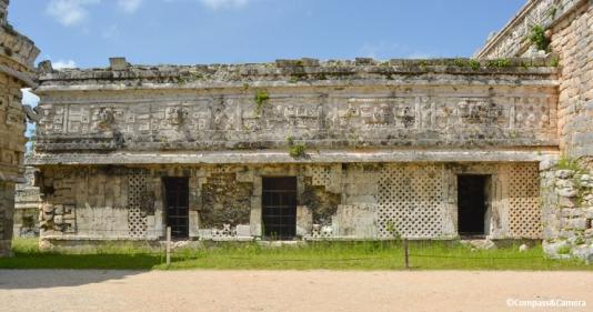 The Nunnery, Chichén Itzá