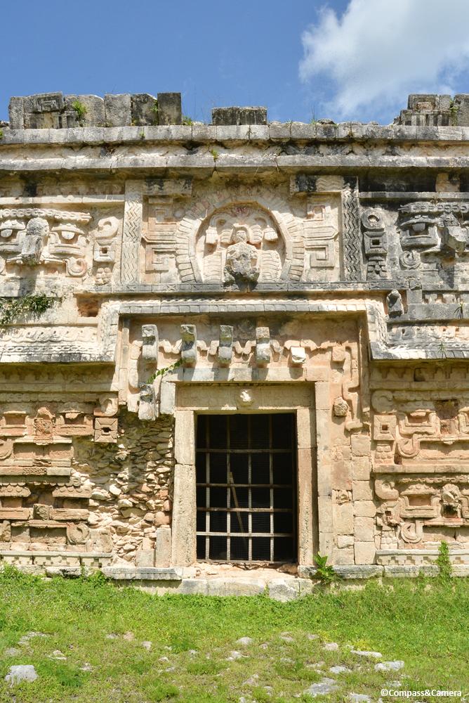 Frieze of the Nunnery Complex, Chichén Itzá