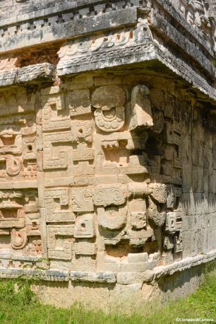 Faces of the Nunnery Complex