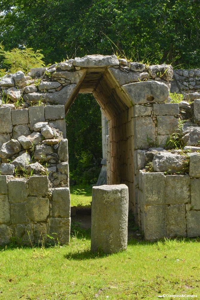 Mayan Arch