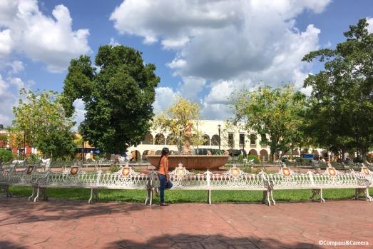 Parque Principal Francisco Canton Rosado