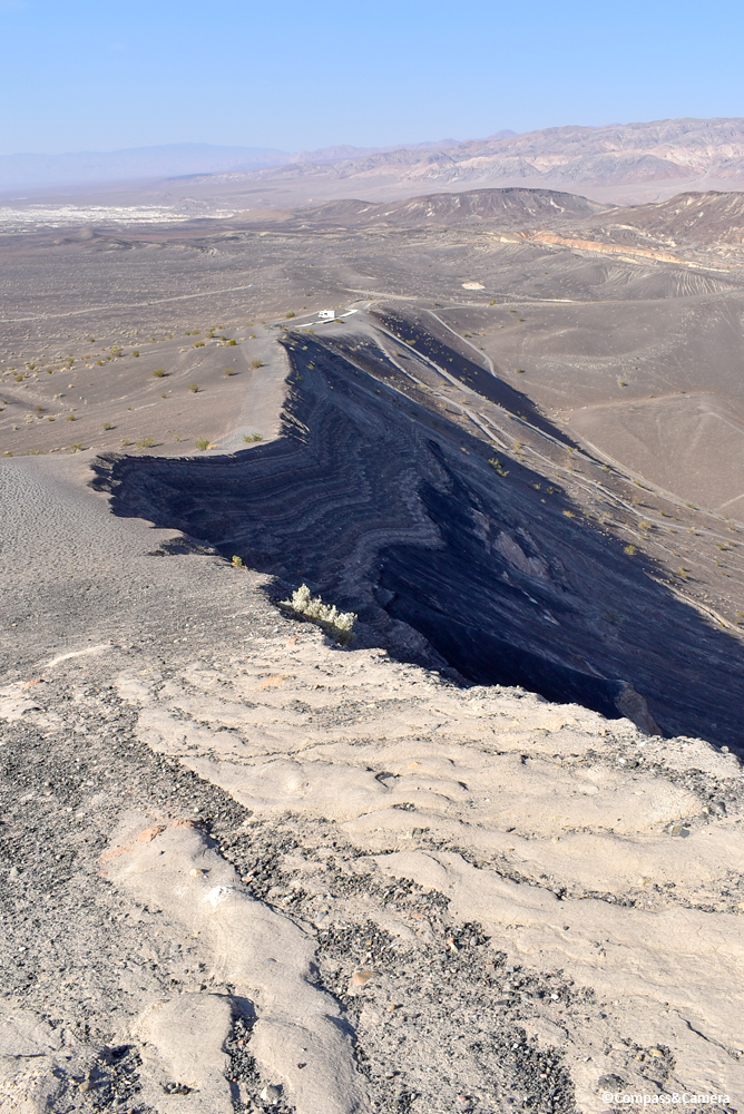 Ubehebe Crater Edge