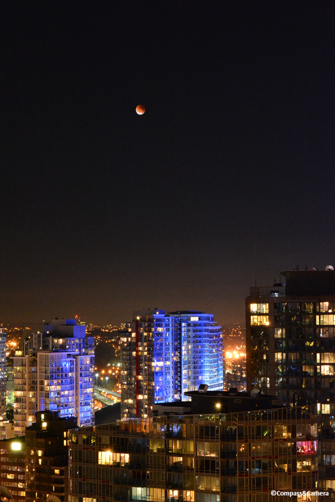 Lunar Eclipse and Mid-Autumn Festival, 2015