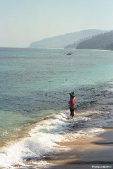 Morning Fisherman