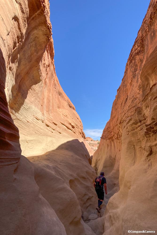 Dry Fork Slot Canyon