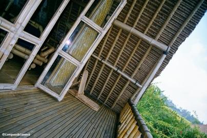 Hut Balcony