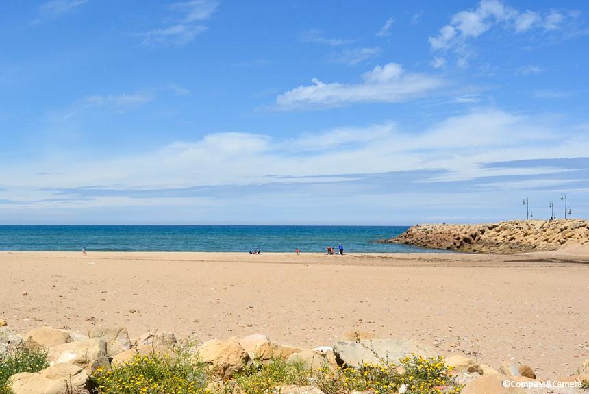 West coast of Morocco