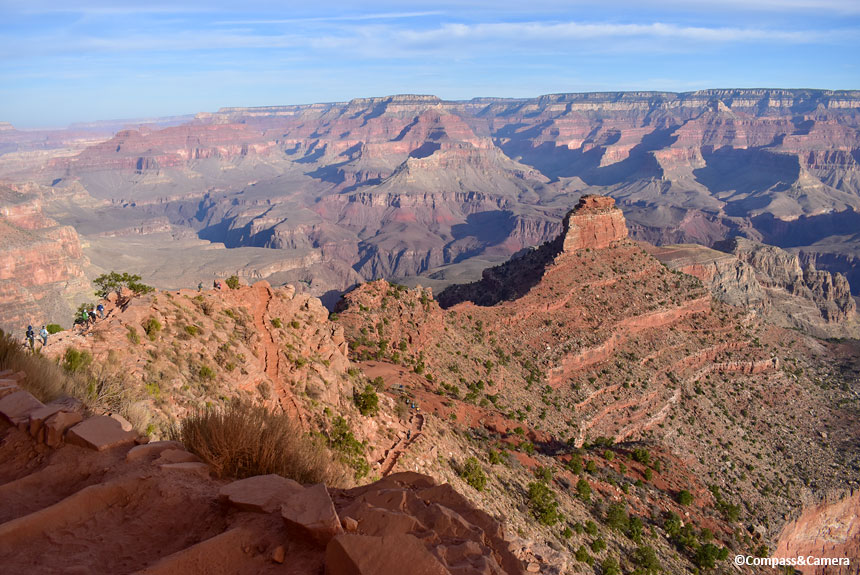 View from Ooh Aah Point