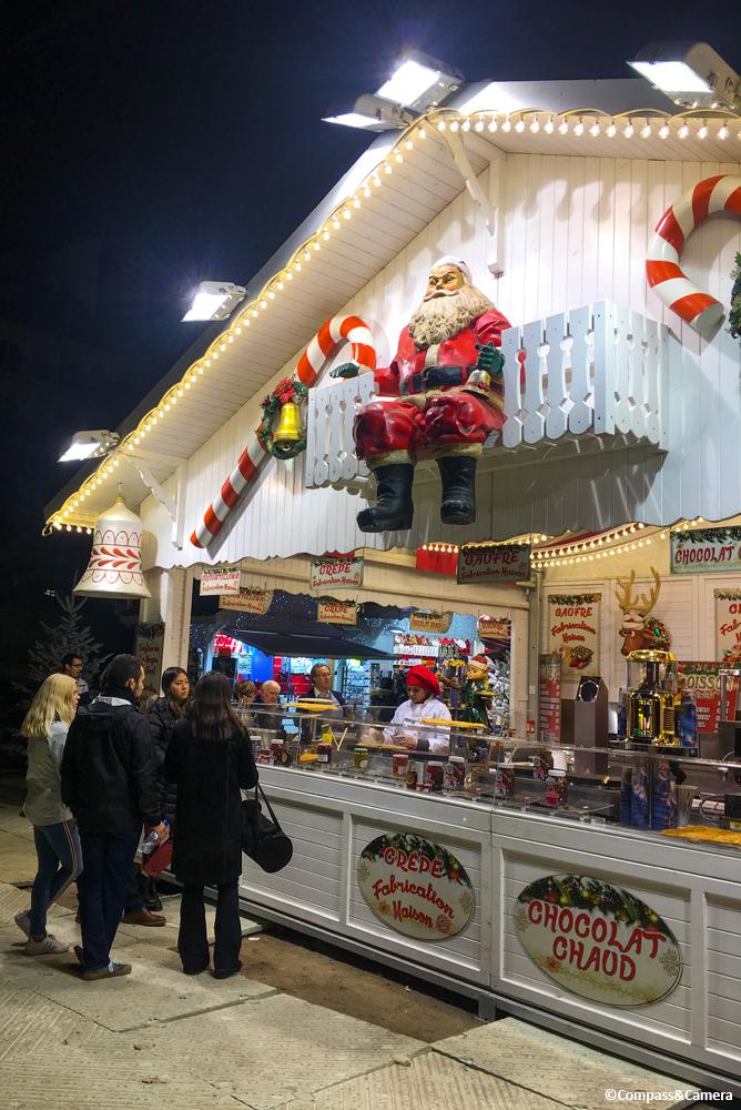 Paris Holiday Market