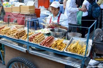 Bangkok kebabs