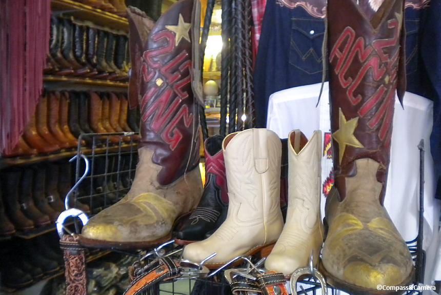 Bangkok boots
