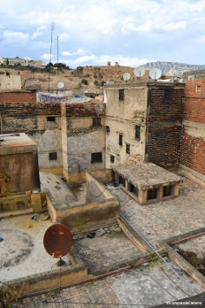 Rooftop view :: Fez, Morocco