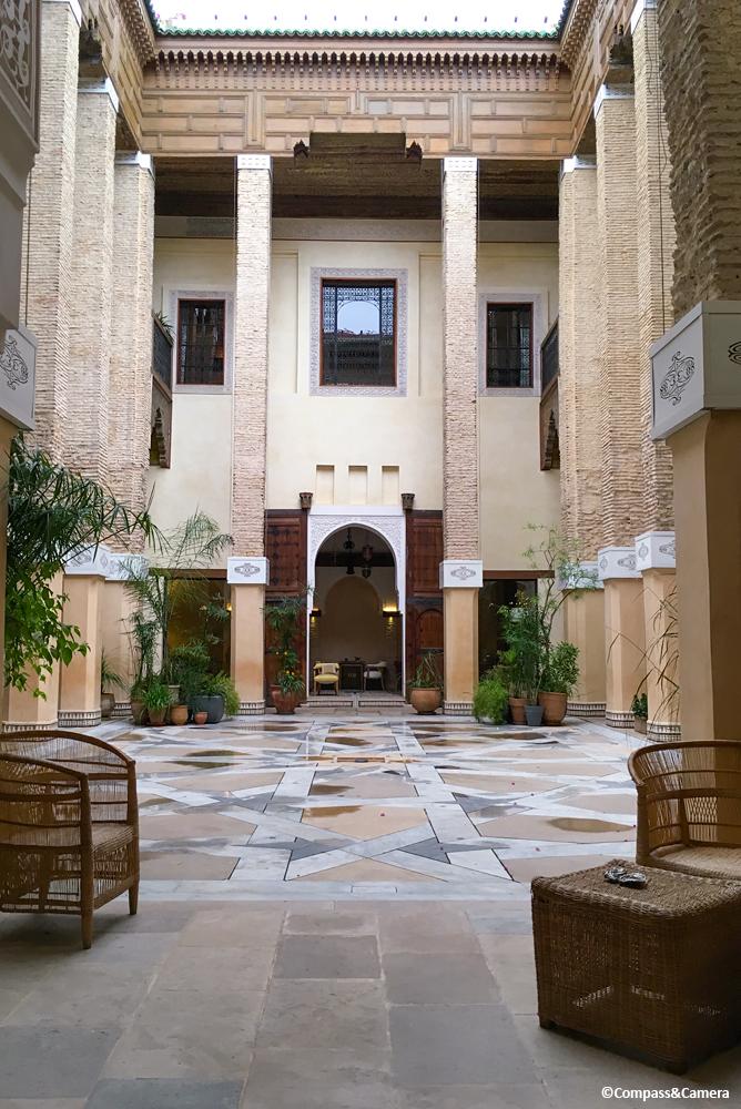 Karawan Riad :: Fez, Morocco