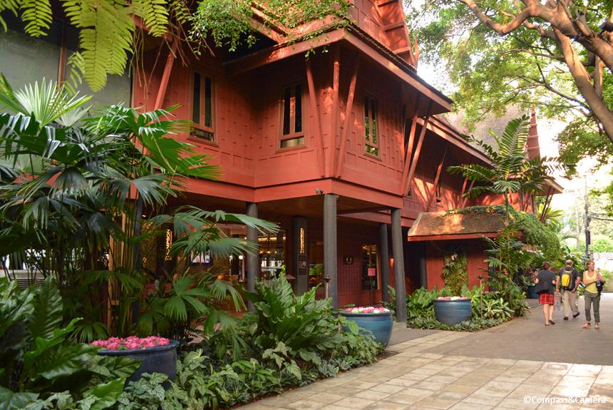Jim Thompson House Museum, Bangkok