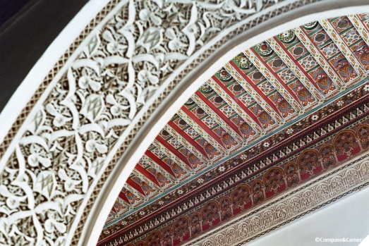 Moroccan craftsmanship