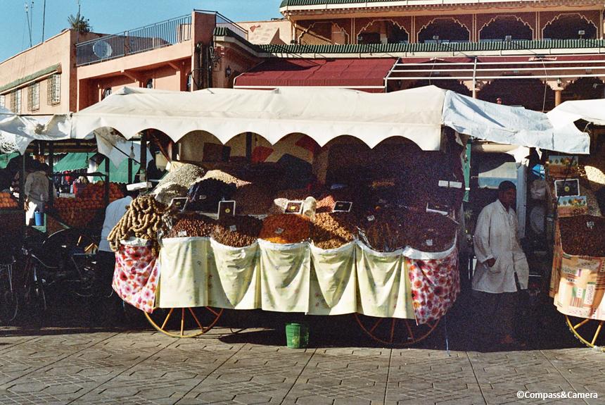 Jemaa el-Fna, Marrakech