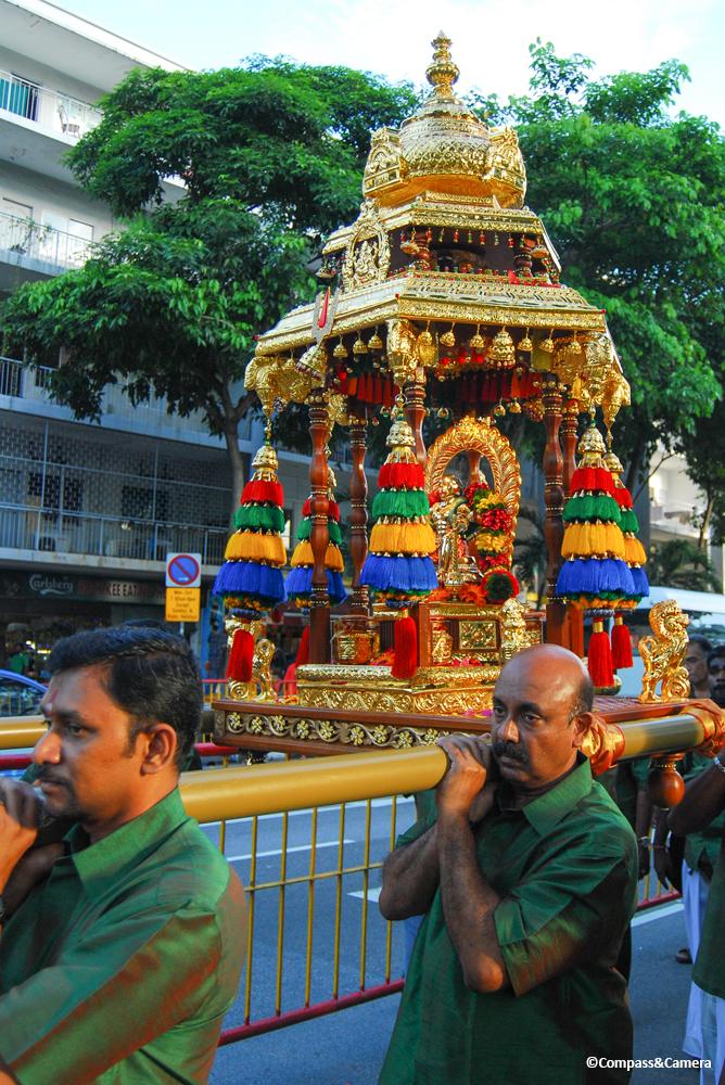 Thaipusam, 2013
