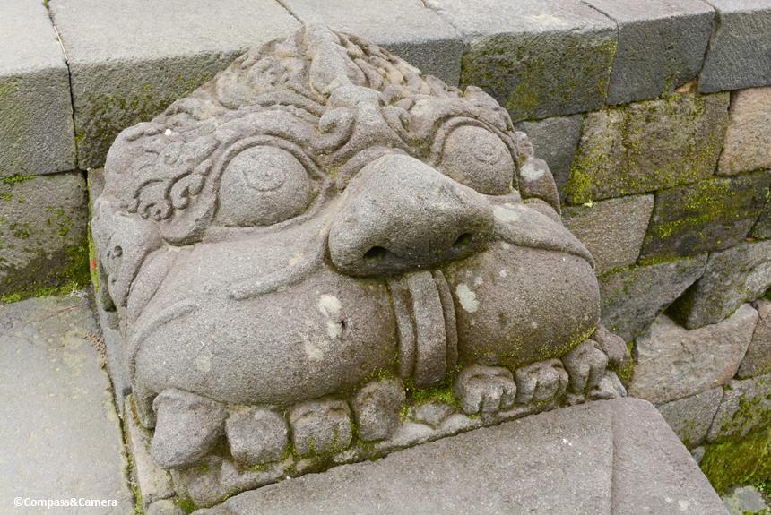 Face of Borobudur