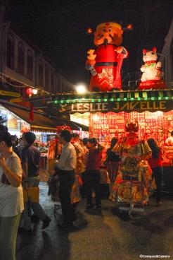 Up, down, and all around Chinatown