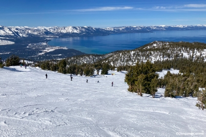 Big Blue Lake Tahoe