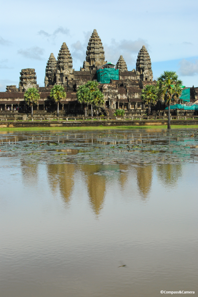 Quincunx of Angkor Wat