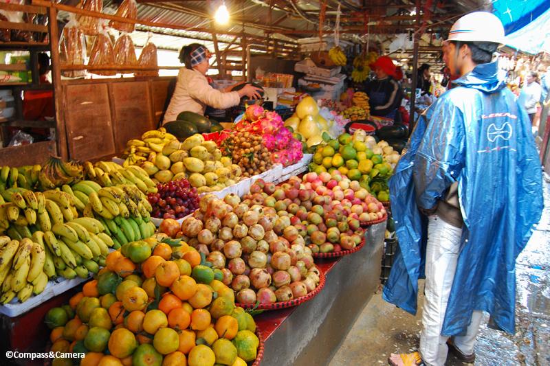 Sa Pa market